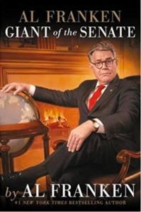 Al Franken Giant of the Senate cover