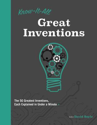 know it all great inventions cover