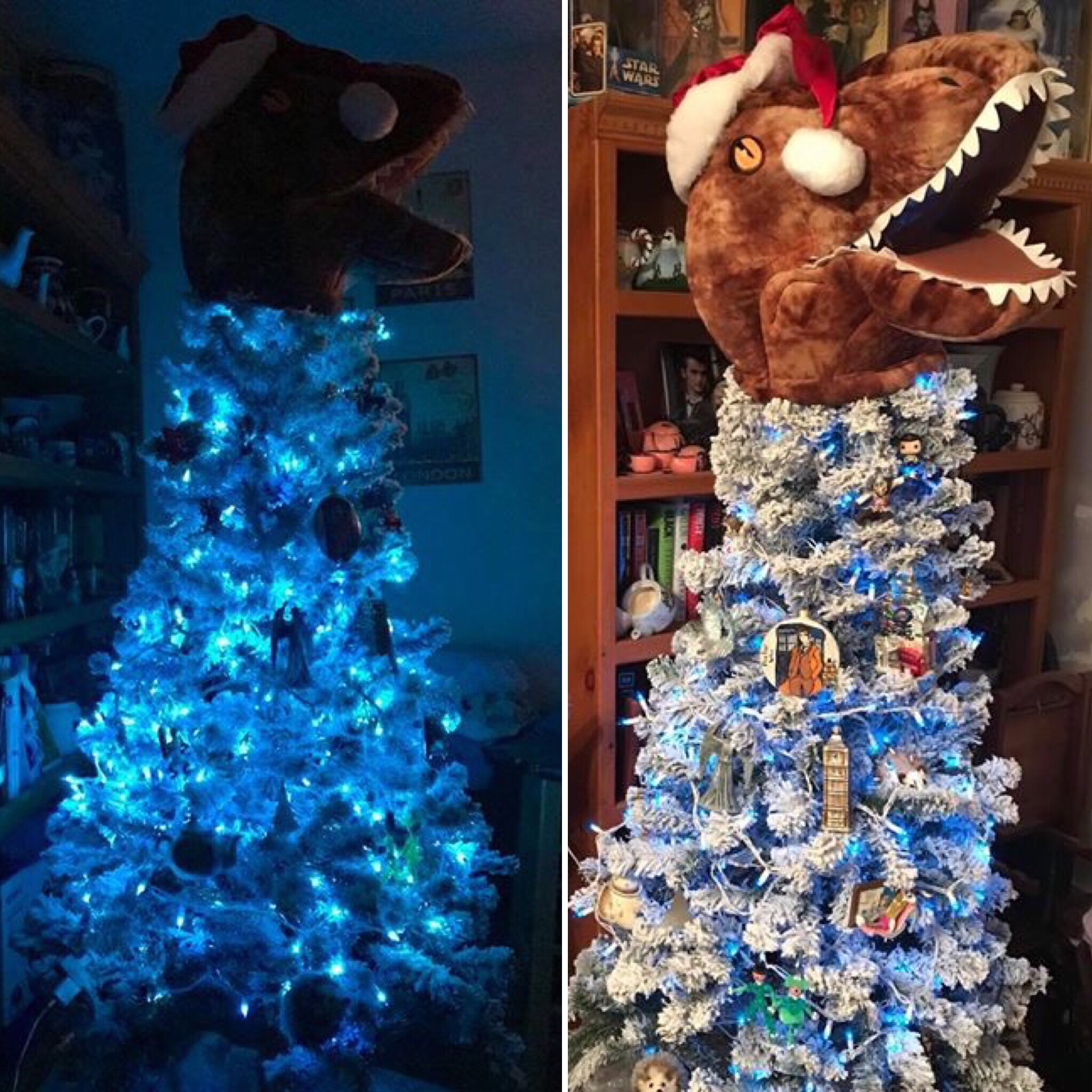 Yes, This Is Our Christmas Tree. No, This Is Not A Joke. – Running ...