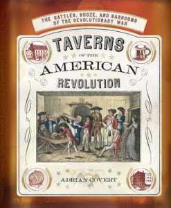 taverns of the american revolution cover