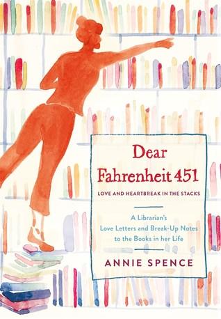 Dear Fahrenheit 451 cover