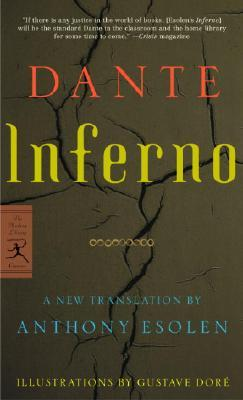 Inferno Esolen Cover
