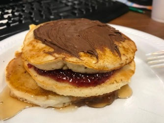 Pancake Day Lunch 2018