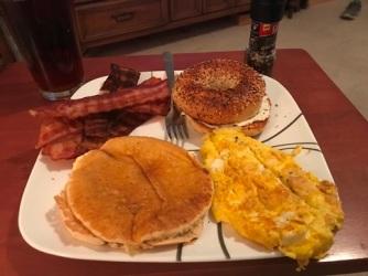 Pancake Day Supper 2018