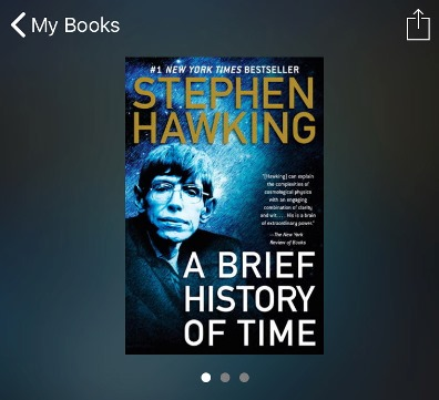 goodreads history of time steven hawking